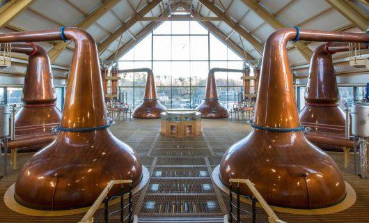 Distileriile de Whisky din Scoția